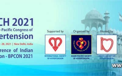 16th Asian-Pacific Congress of Hypertension (APCH 2021), India